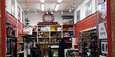 athlone locksmith shop interior