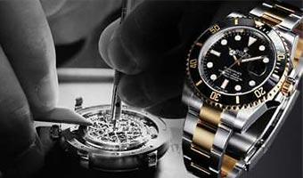 repairing a watch